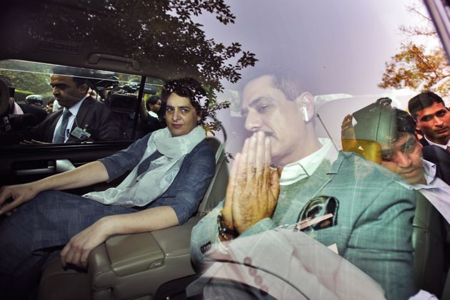 Robert Vadra Questioned By ED For Nine Hours, Expected To Be Questioned
