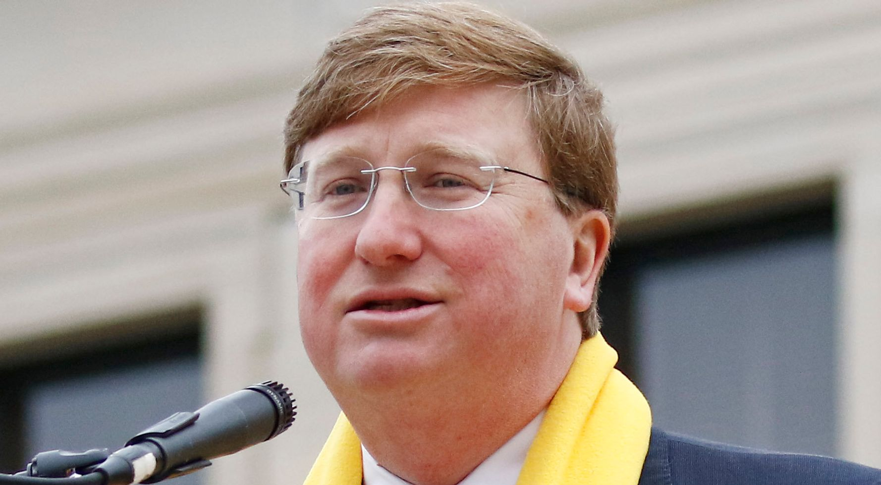 Mississippi Lieutenant Governor Was Member Of College Fraternity