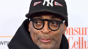 BEVERLY HILLS, CALIFORNIA - FEBRUARY 04: Spike Lee attends the 18th Annual AARP The Magazine's Movies For Grownups Awards at the Beverly Wilshire Four Seasons Hotel on February 04, 2019 in Beverly Hills, California. (Photo by Frazer Harrison/Getty Images)