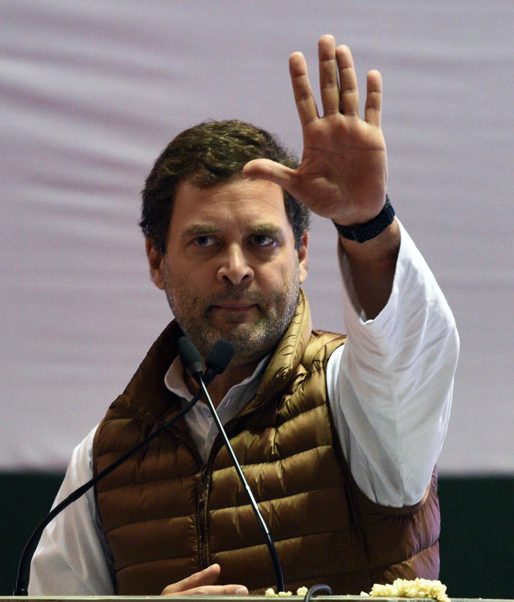 Modi Robbed Rs 30,000 Cr, Gave It To Anil Ambani: Rahul Gandhi On New Rafale
