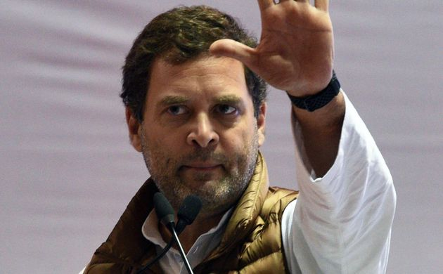 Modi Robbed Rs 30,000 Cr, Gave It To Anil Ambani: Rahul Gandhi On New Rafale