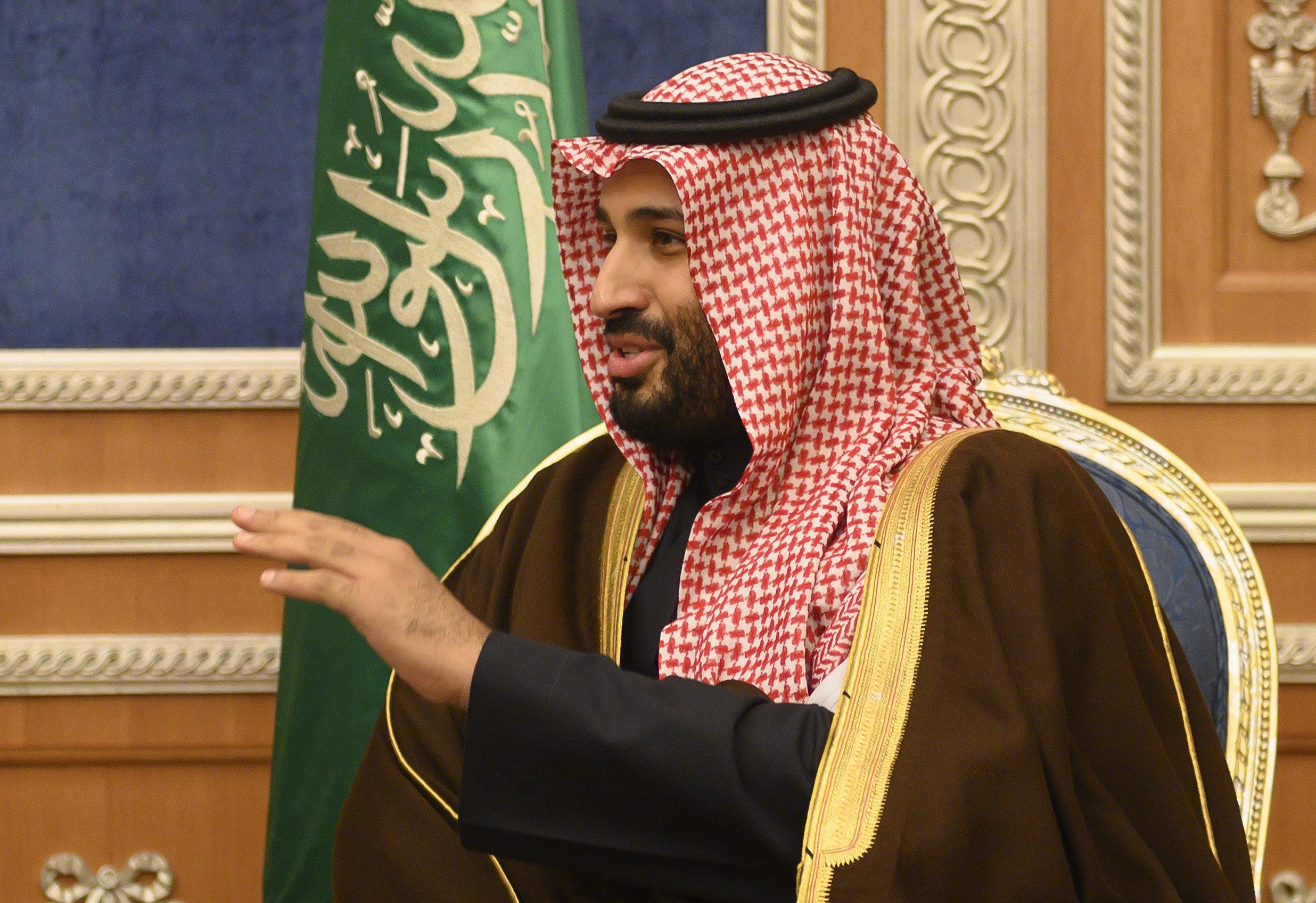 사우디아라비아의 실질적 통치자인 무함마드 빈 살만 왕세자. 그는 지난해 6월 모두의 예상을 깨고 왕위 계승자로