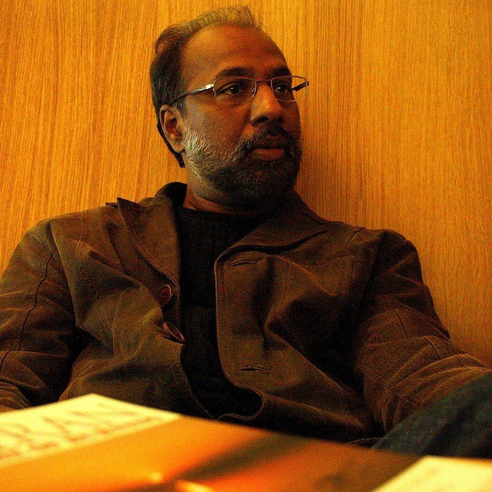How Poet Cheran Mapped The Sri Lankan Conflict Through