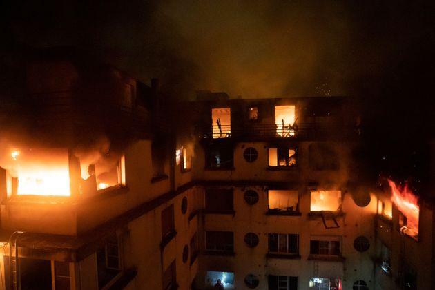 C'est l'incendie le plus criminel en France depuis 15
