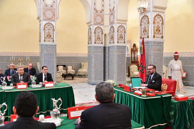 La liste des neuf nouveaux ambassadeurs nommés par le roi lors du conseil des ministres à
