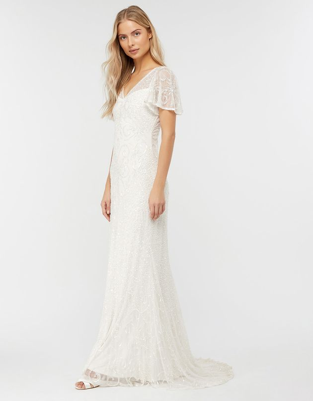 The Best High Street Wedding Dresses In Uk Shops Under 500