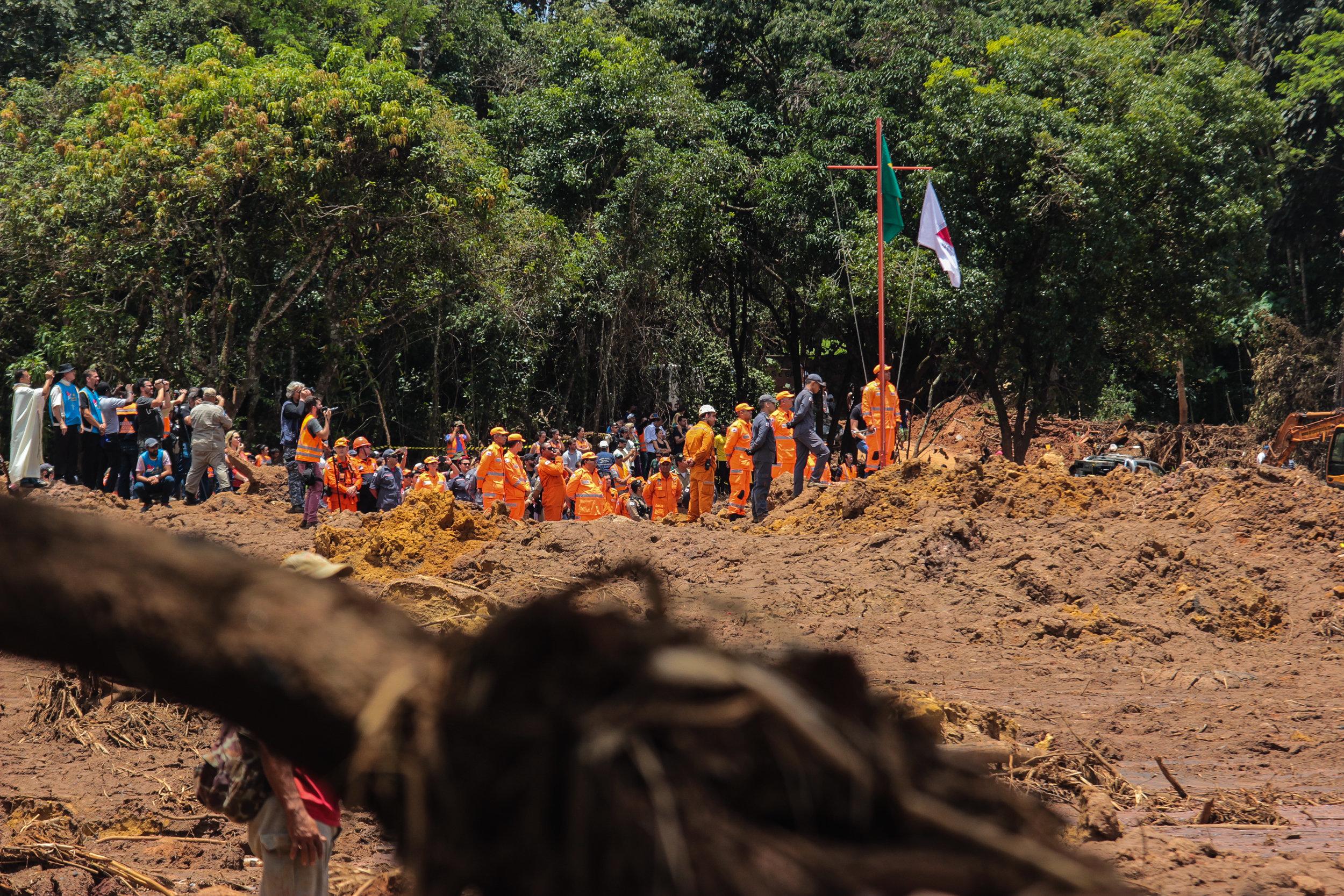 A tragédia de Brumadinho deixou 157 mortos e 182