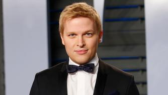 2018 Vanity Fair Oscar Party – Arrivals – Beverly Hills, California, U.S., 04/03/2018 – Journalist Ronan Farrow.  REUTERS/Danny Moloshok