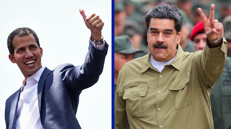 Guaido ou Maduro: qui détient vraiment le pouvoir au