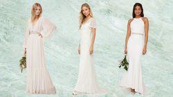 HUFFPOST FINDS: The Best High Street Wedding Dresses Under