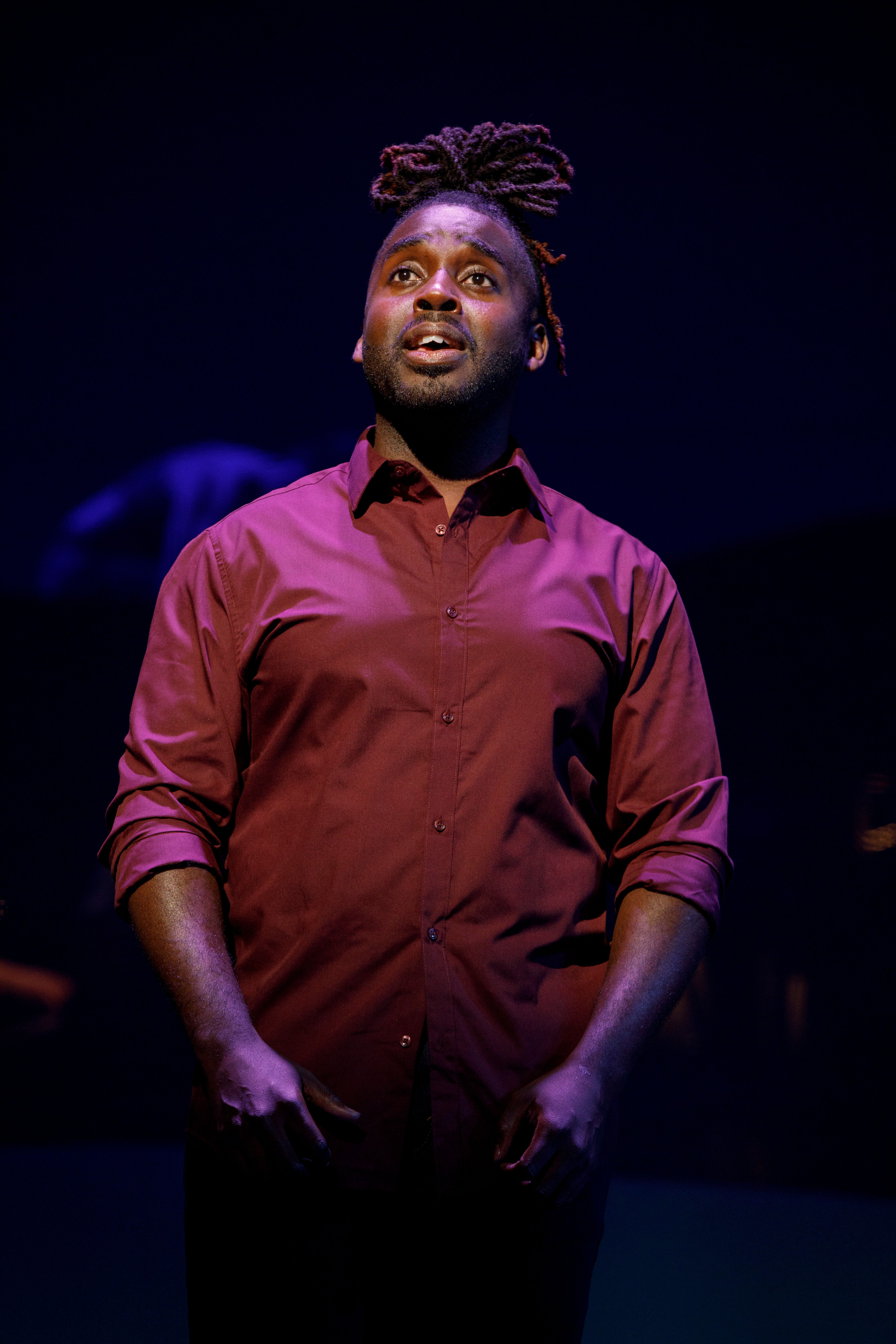 Music and Lyrics by Jason Robert Brown Choreography by Rennie Harris Music Director Tom Murray Directed by Kate Whoriskey  Starring Shoshana Bean, Colin Donnell, Mykal Kilgore, and Solea Pfeiffer