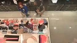 Έκλεψαν πάνω από 1.000 δαντελωτά εσώρουχα της Victoria's
