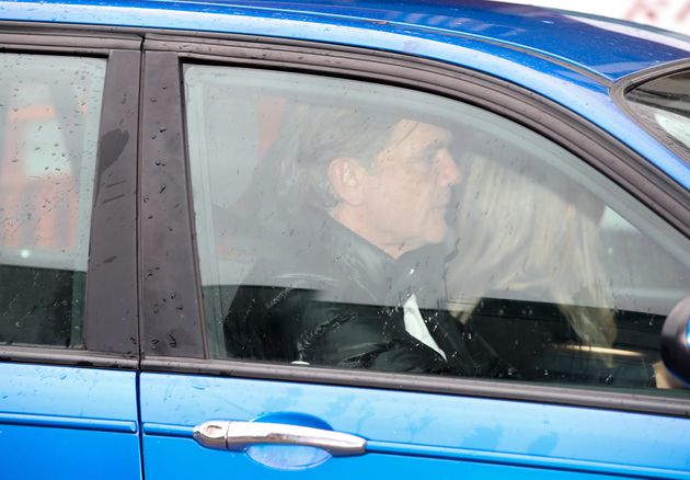 Holby City actor John Michie has been giving evidence at the
