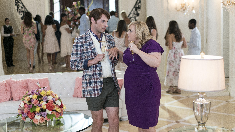 In 'Isn't It Romantic,' Brandon Scott Jones Flips The Gay Bestie Trope On Its