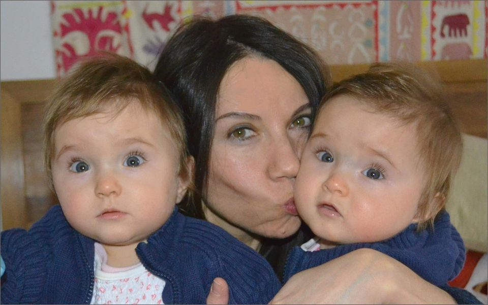 I Gave Birth To Twins At 45 –This Is What I