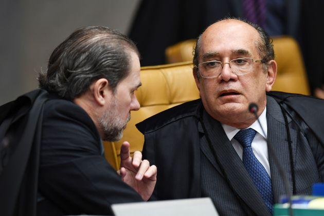 Ministro Gilmar Mendes é investigado na Receita Federal por corrupção, lavagem de...