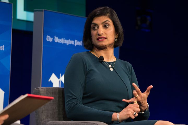 Seema Verma, who oversees Medicaid for the Trump administration, has urged states to impose work requirements on Medicaid &md