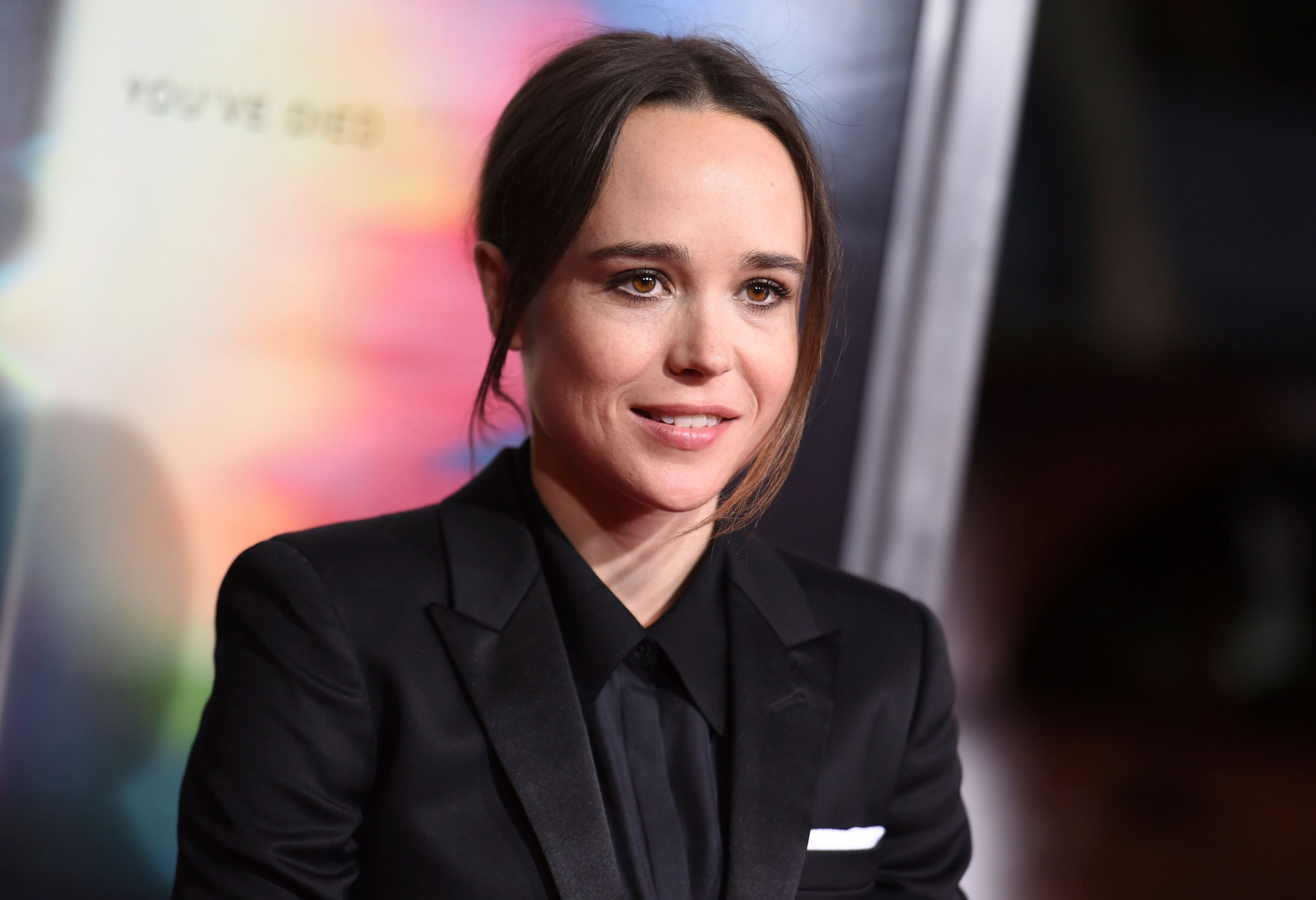 Ellen Page is calling out Chris Pratt for attending a church that doesn't appear to support same-sex relationships.