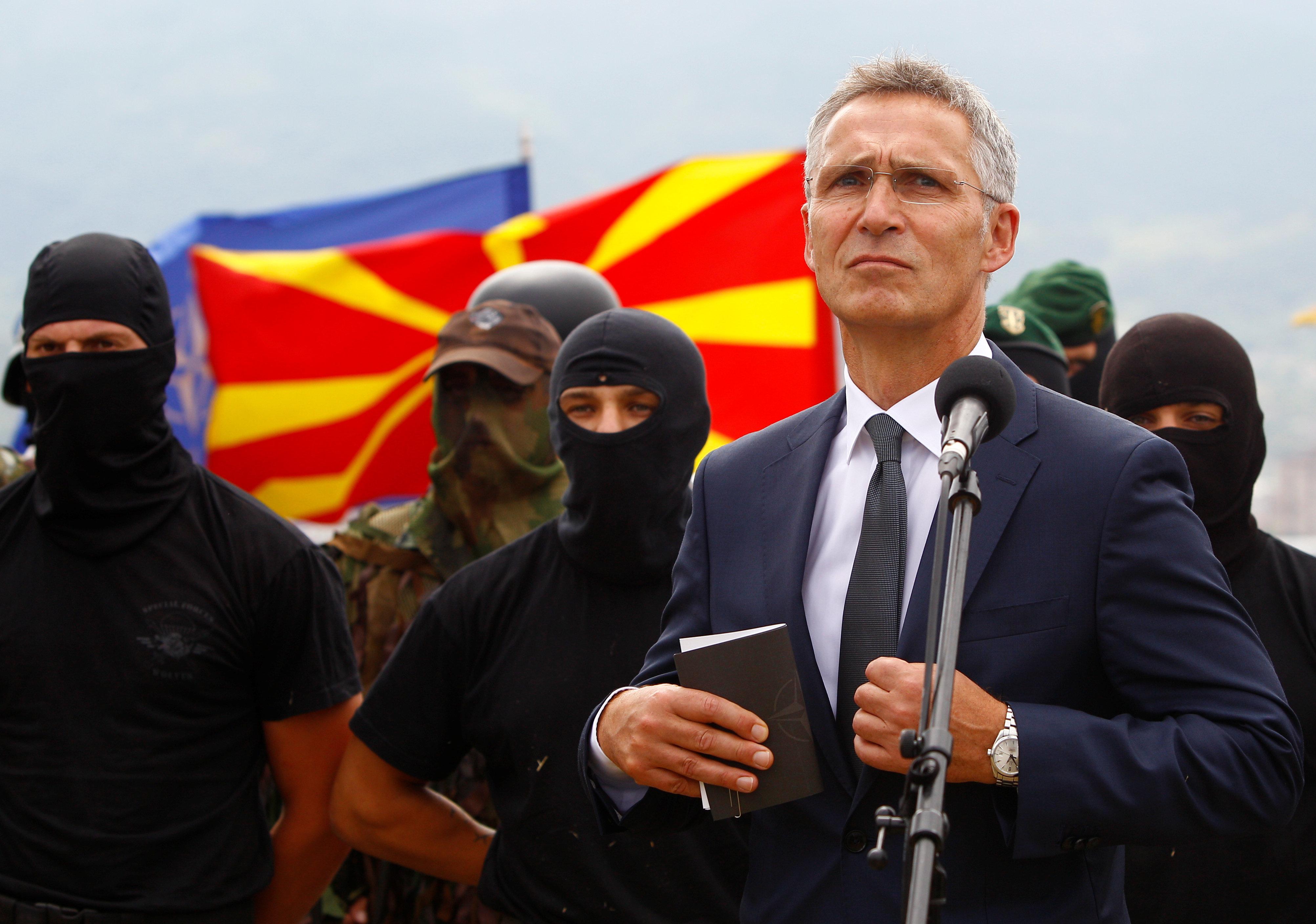 Το «κλειδί» για την ένταξη της ΠΓΔΜ στο ΝΑΤΟ και της μετανομασίας σε Βόρεια