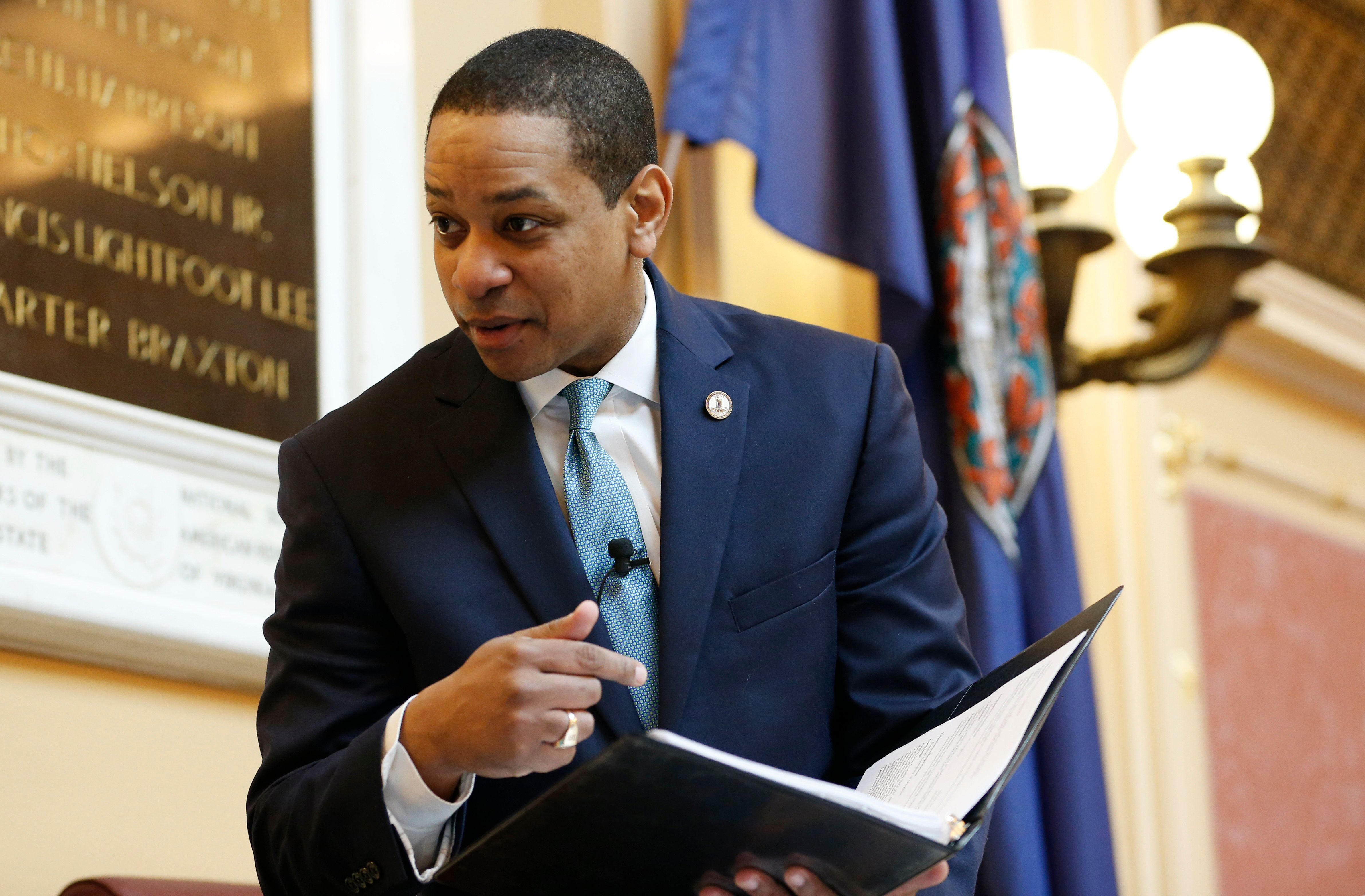 Virginia Lt. Gov. Justin Fairfax Accused Of Sexual Assault By Second