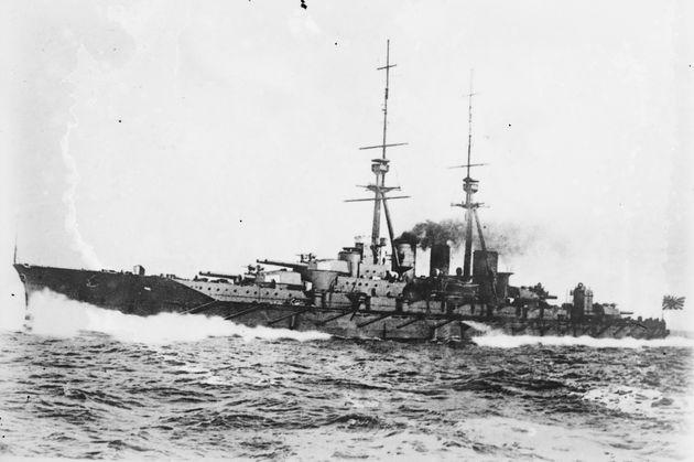 Ανακαλύφθηκε το ναυάγιο του πρώτου ιαπωνικού θωρηκτού που βυθίστηκε στον Β' Παγκόσμιο