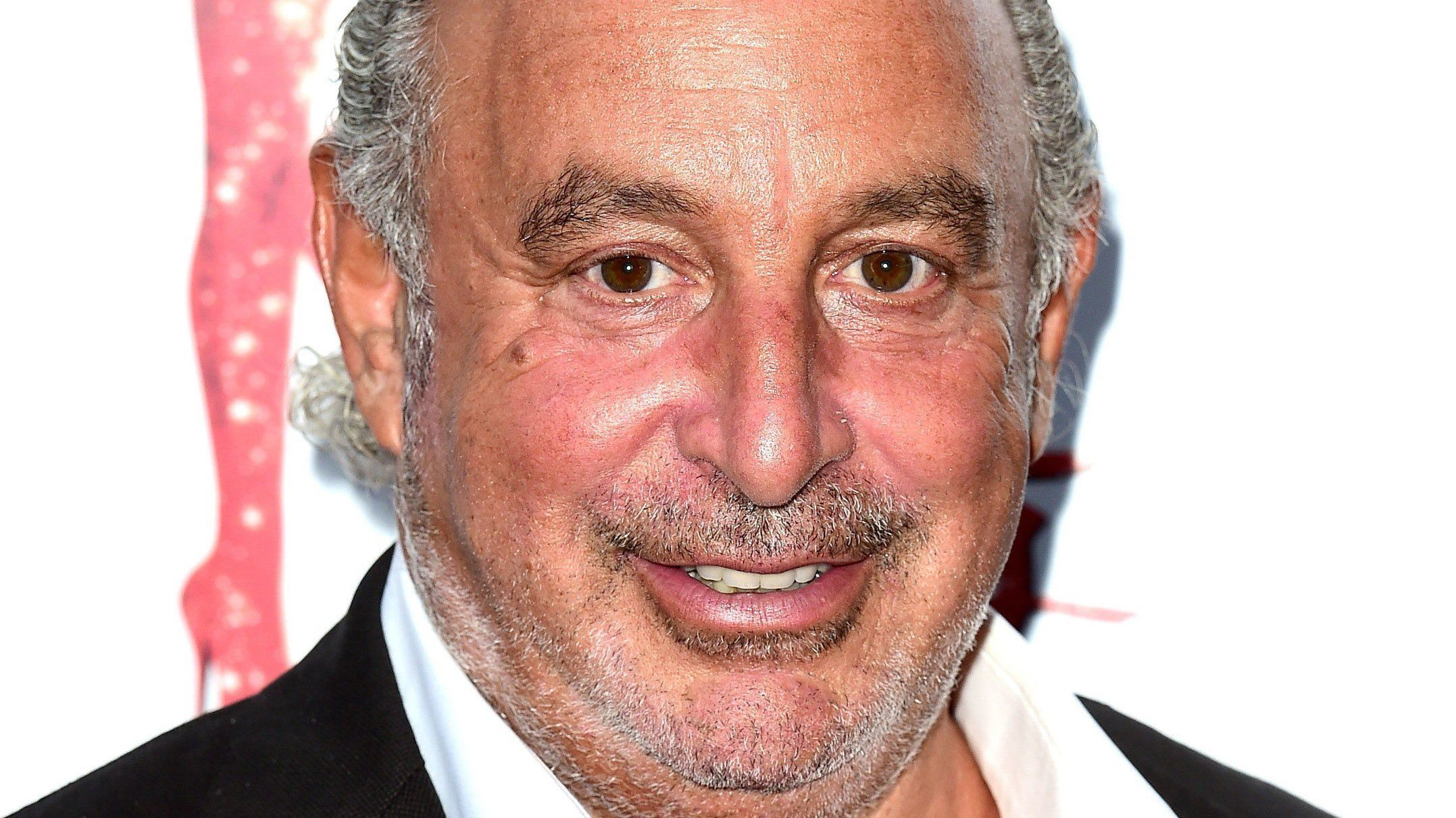 UK paper reveals abuse claims against tycoon Philip Green