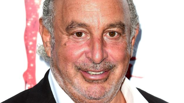 """The Daily Telegraph said it spoke to """"dozens"""" of alleged victims and witnesses to Sir Philip Green's alleged conduct."""
