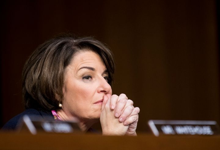 Complaints about Sen. Klobuchar's mistreatment of staff date back to her first run for Senate.