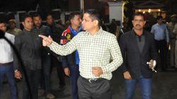 Kolkata Police Chief Rajeev Kumar Arrives At CBI For Chit Fund