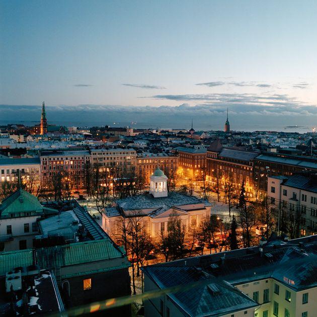 Finnlands Hauptstadt