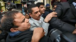 Robert Vadra Arrives For ED Probe In Money Laundering