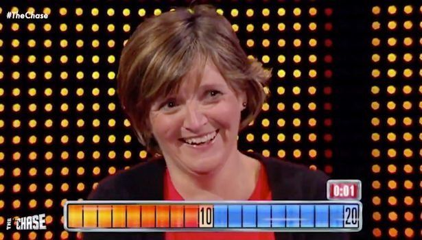 Contestant Judith won £70,000 on The
