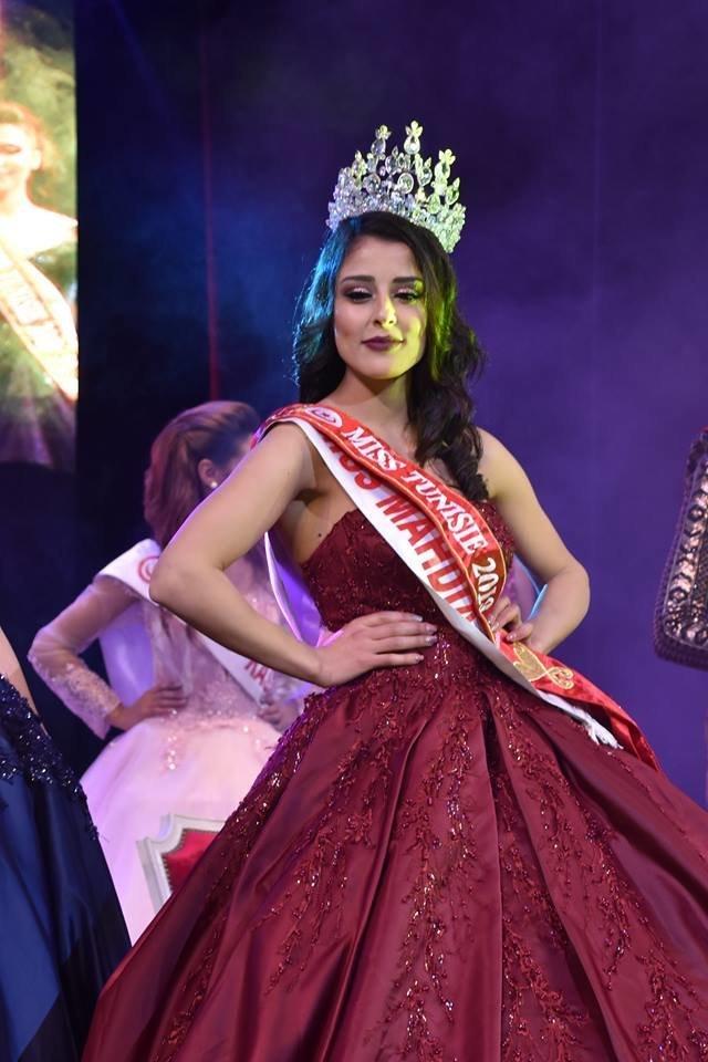 La mahdoise Sabrine Khalifa élue Miss Tunisie