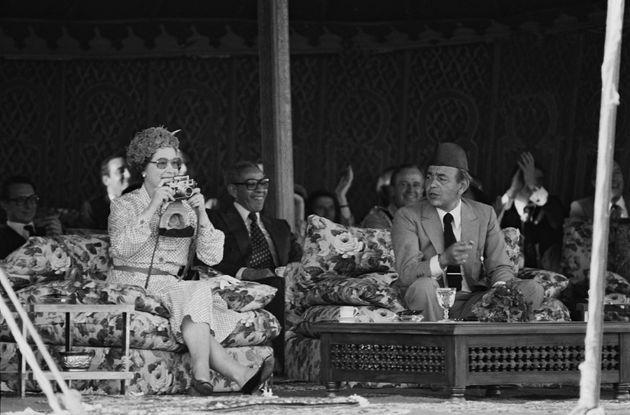 Avant Harry et Meghan, les autres rencontres entre la couronne britannique et la monarchie marocaine