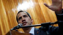 Juan Guaido n'exclut pas une intervention militaire américaine pour renverser