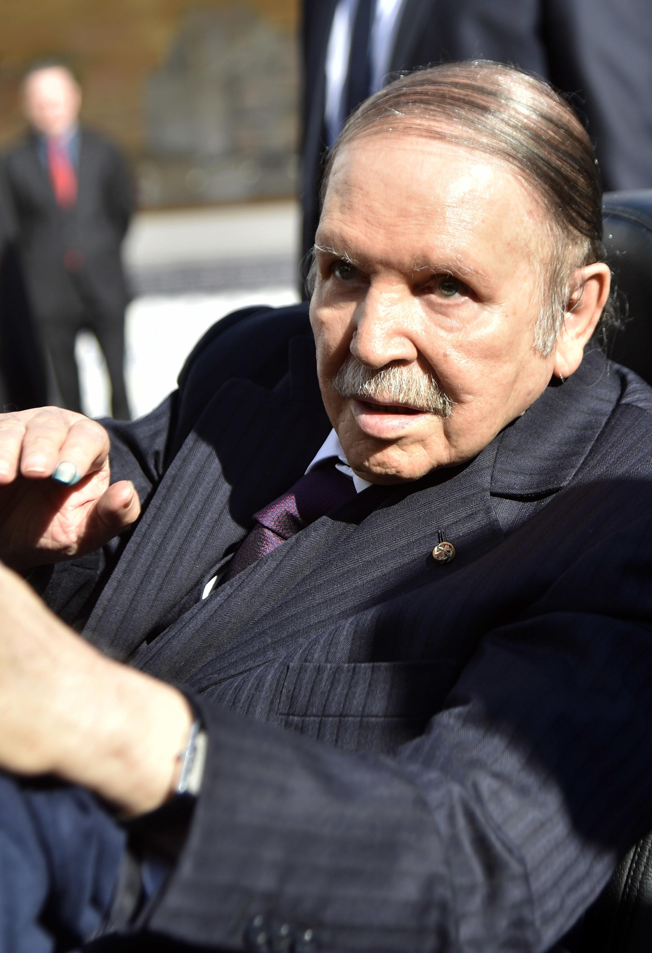 Bouteflika: La dernière fois