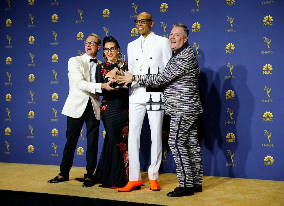 """Em 2018, o programa venceu pela terceira vez consecutiva o prêmio de """"Melhor Apresentadora..."""