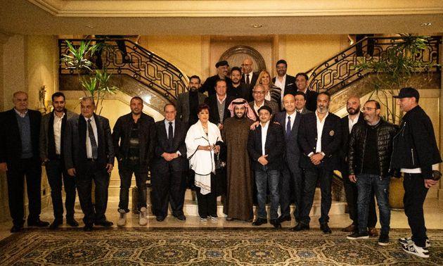 Le président de l'Autorité générale pour le divertissement en Arabie...