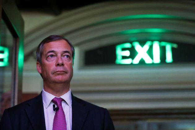 Αναγνωρίστηκε επίσημα το νέο «Κόμμα για το Brexit» που υποστηρίζει ο