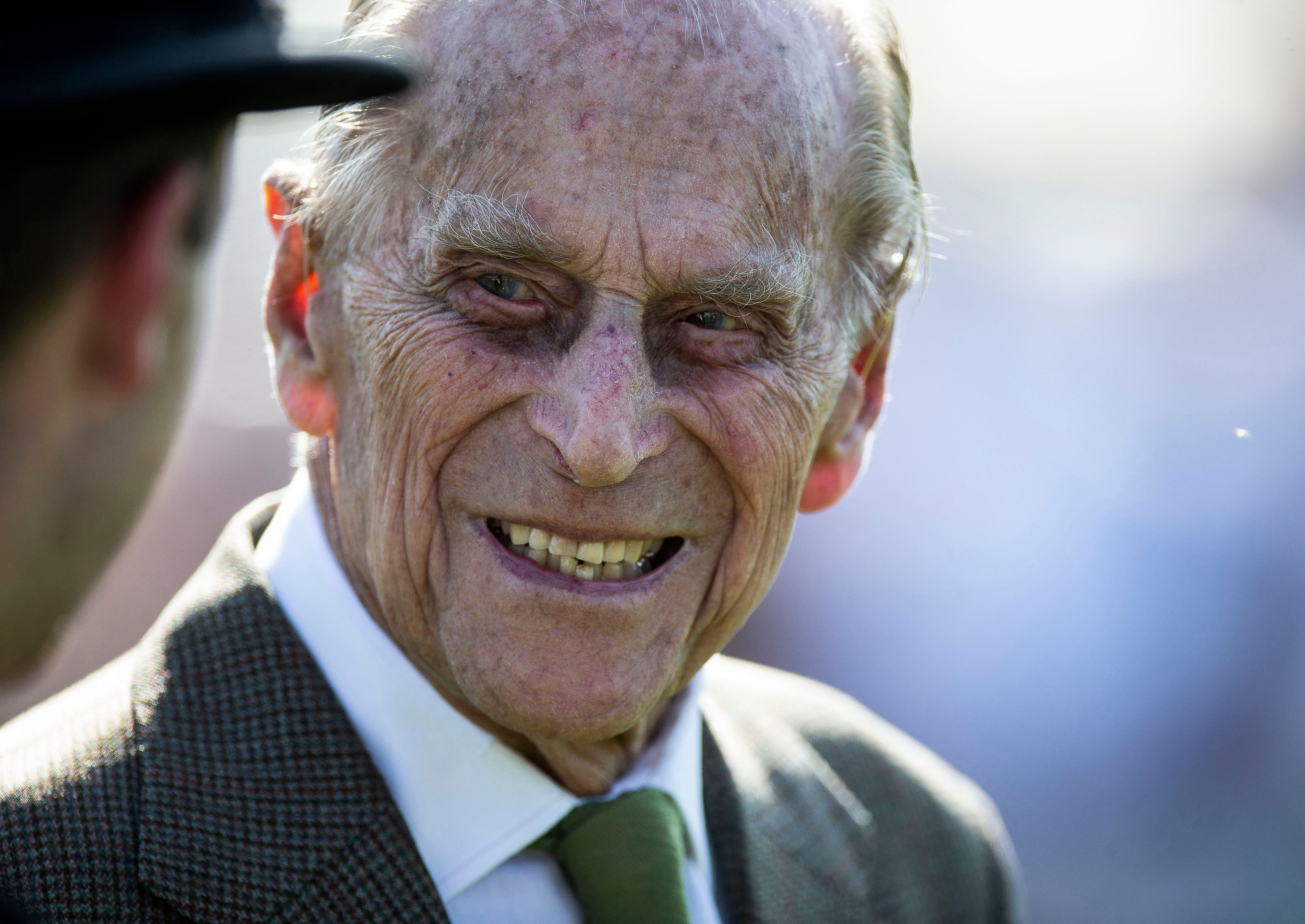 January 17, 2019 - Prince Philip The Duke of Edinburgh was not injured in a two-car crash as he was driving his Land Rover near Sandringham Estate. - File Photo by: zz/KGC-107/STAR MAX/IPx 2018 6/24/18 Prince Philip The Duke of Edinburgh at the Royal Windsor Cup Final at the Guards Polo Club at Smith's Lawn in Windsor Great Park. (Windsor, Berkshire, England, UK)