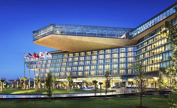 주요 국제 행사와 정상 외교 장소로 애용되는 하노이