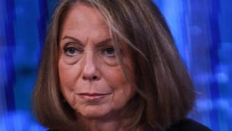 NEW YORK, NY - FEBRUARY 06: Jill Abramson seen during a taping of 'The Story with Martha MacCallum' at Fox News Channel Studios on February 7, 2019 in New York City. (Photo by Jason Mendez/Getty Images)