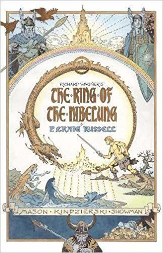Will The Graphic Novel Adaption Of Richard Wagner's 'The Ring Of The Nibelung' Live Up To