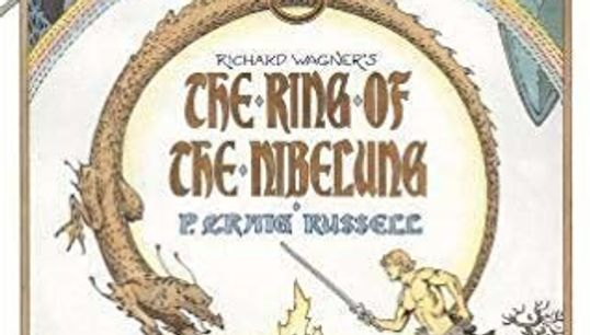 Will 'The Ring Of The Nibelung' Be The Graphic Novel Epic Of