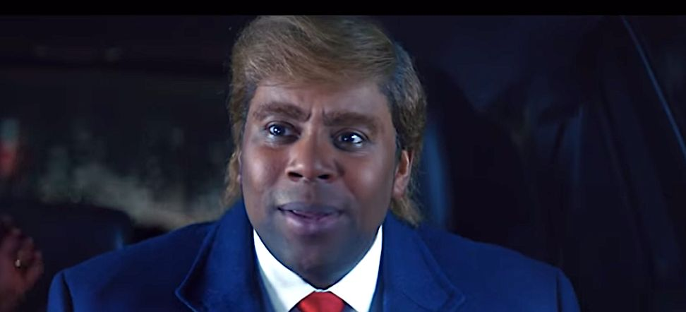 """Then Trumps"" on SNL"
