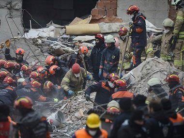Στους 21 οι νεκροί από την κατάρρευση πολυκατοικίας στην