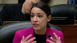 Etats-Unis: Alexandria Ocasio-Cortez fait jouer le Comité d'éthique à un jeu spécial