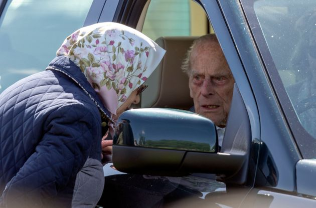 Prince Philip Car Crash Victim Responds To News He Has Surrendered His Driving