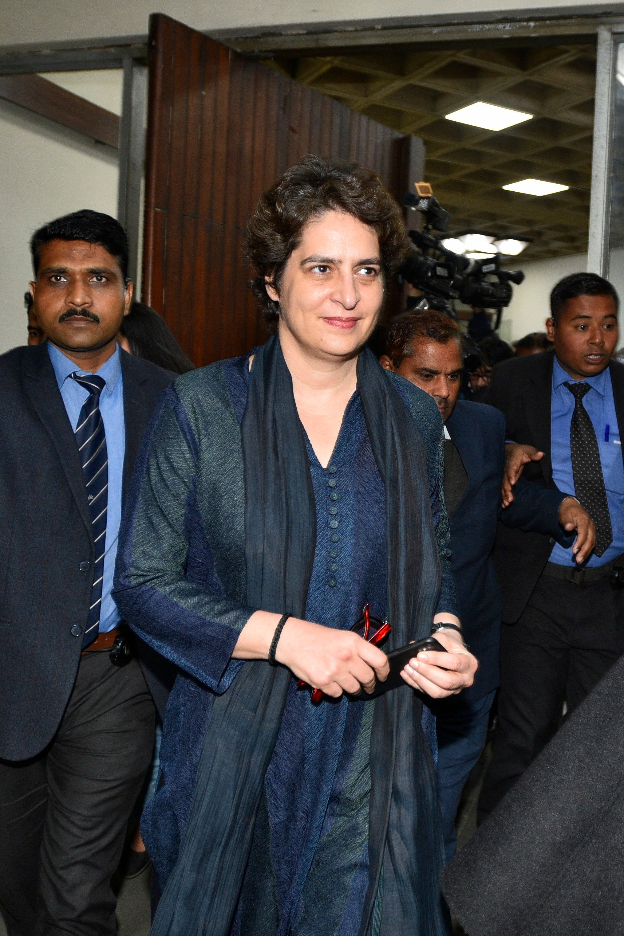 'Priyanka Gandhi Wears Jeans In Delhi, But Sarees In UP': BJP's Sexist Attacks