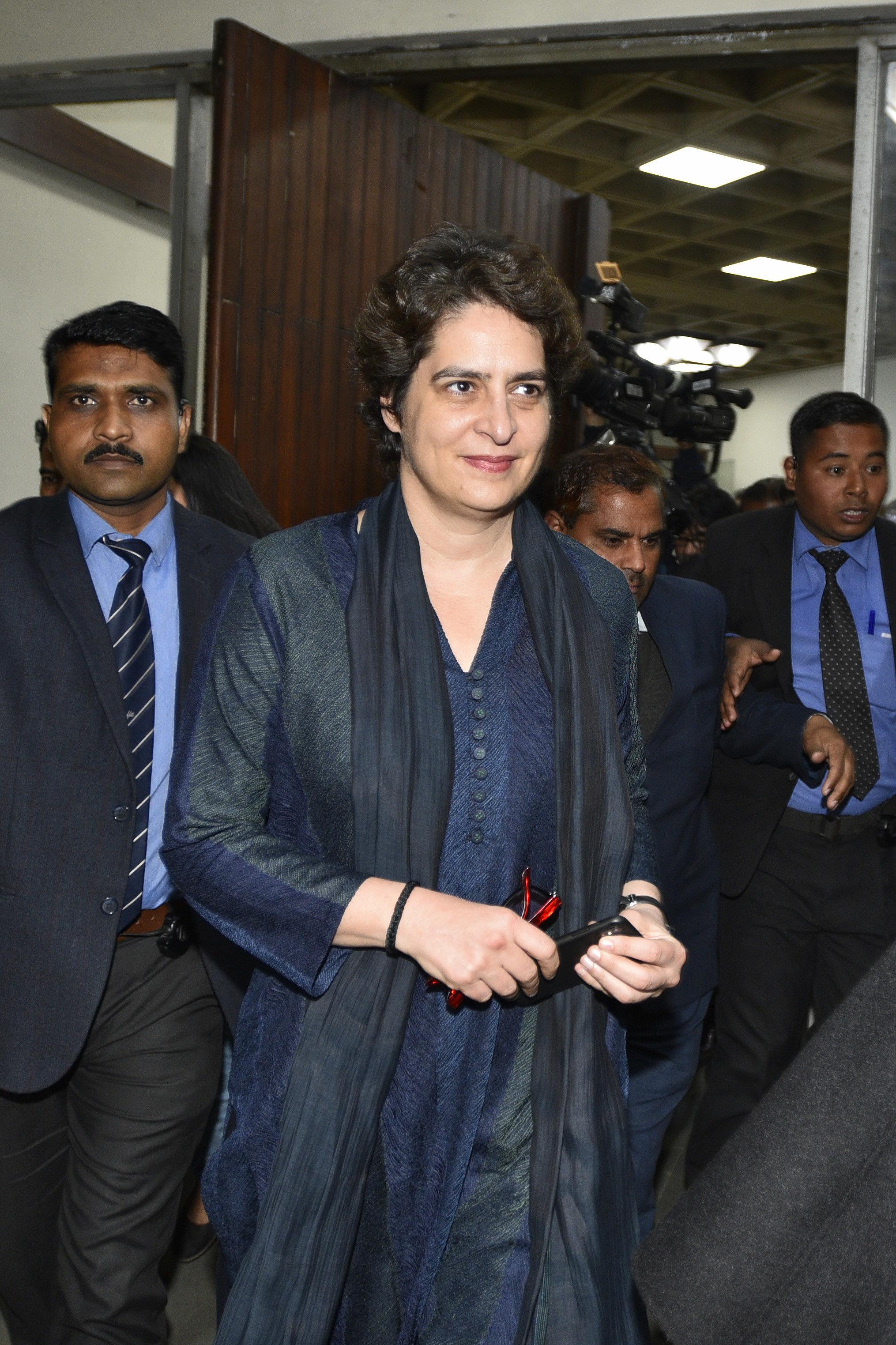 'Priyanka Gandhi Wears Jeans In Delhi, But Sarees In UP': BJP's Sexist Attacks